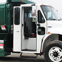MP8000 Multi-Purpose Refuse/Recycling Features